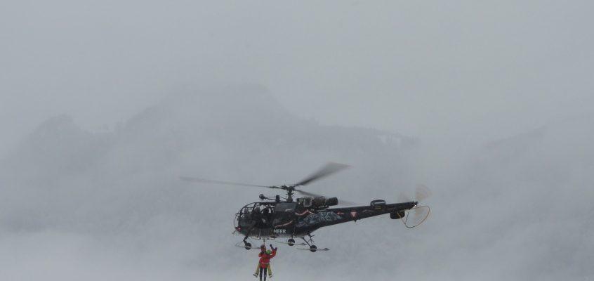 Hubschrauber Fortbildung