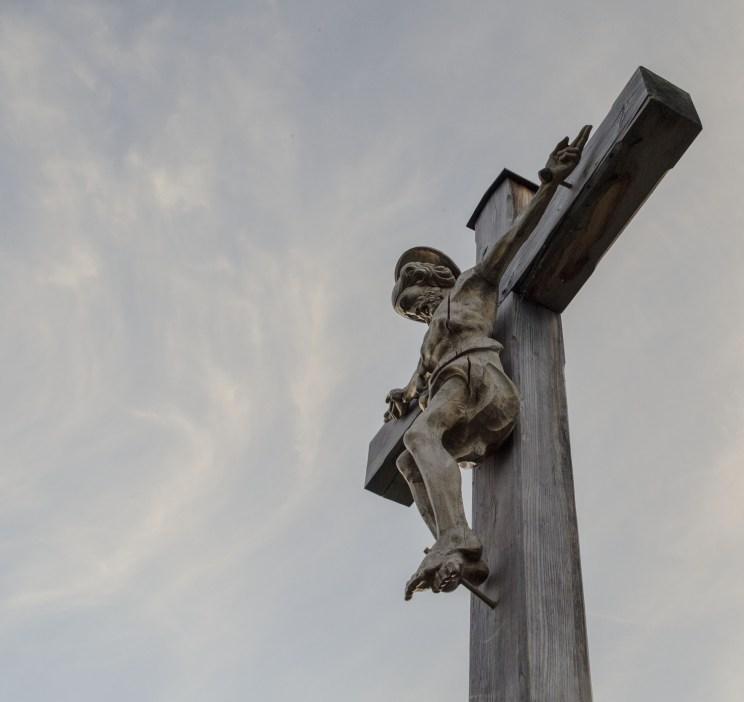 40-jährige Sonnsteinkreuz
